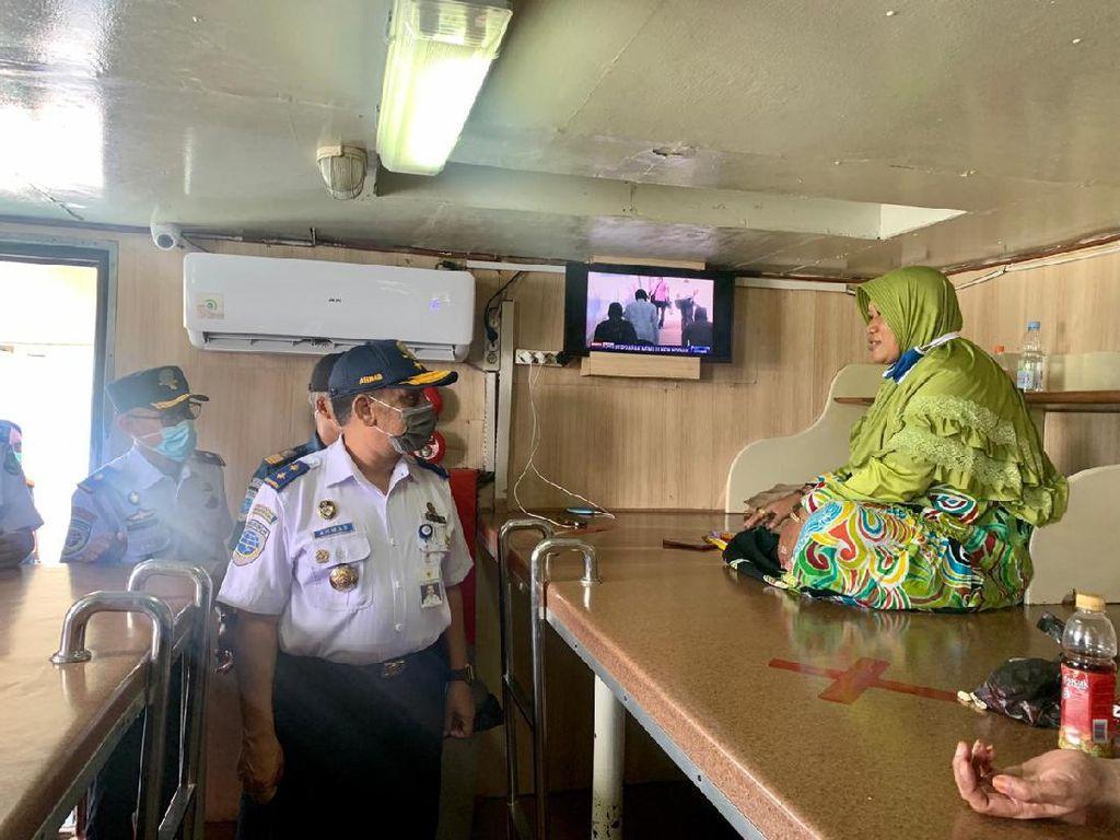 Kemenhub Cek Pencegahan COVID-19 di Pelabuhan Jangkar, Ini Hasilnya