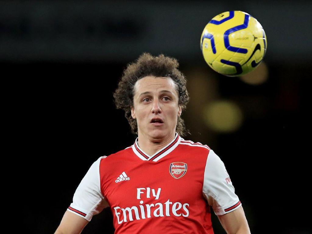 Kenapa Masih Dukung David Luiz, Arteta?