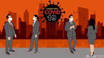 24 Karyawan Hotel Berbintang di Kota Padang Terkonfirmasi Positif Corona