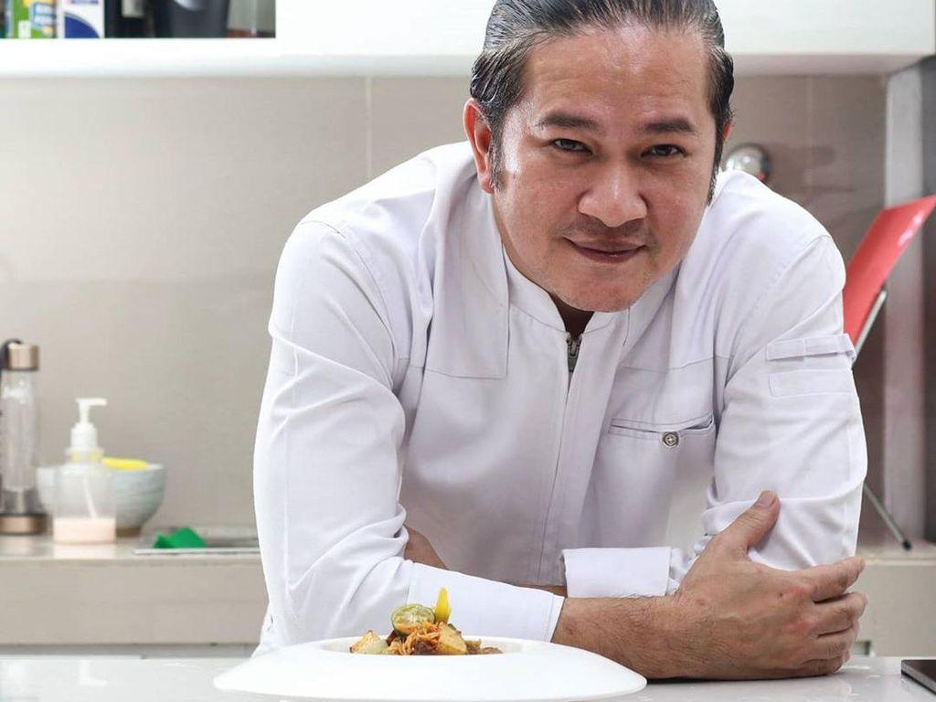 Chef Chandra Yudasswara Ungkap Protokol New Normal di 12 Restorannya