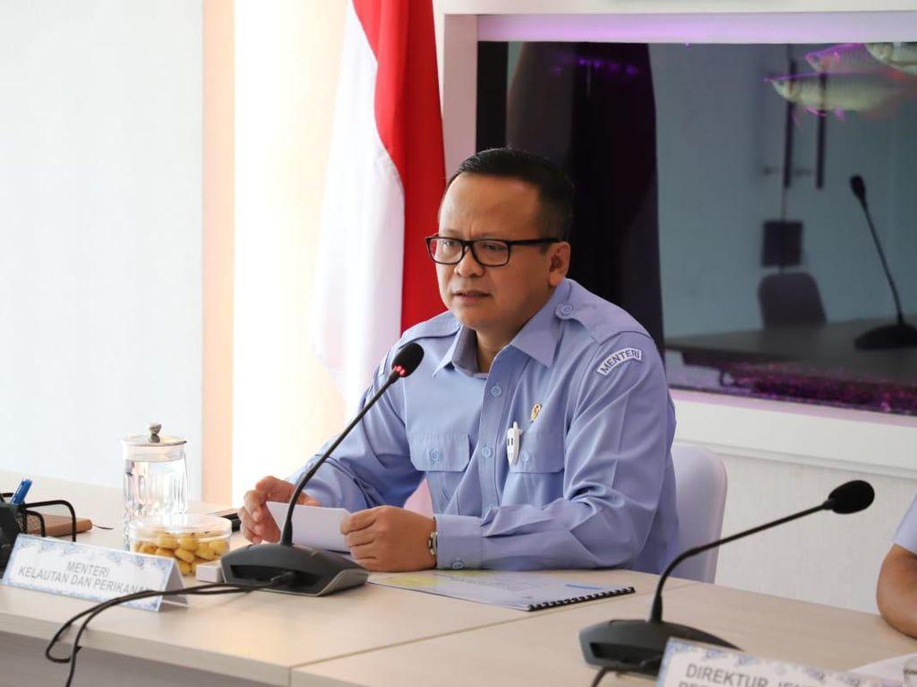 Di Depan DPR, Edhy Prabowo Pamer Tangkap 71 Kapal Maling Ikan