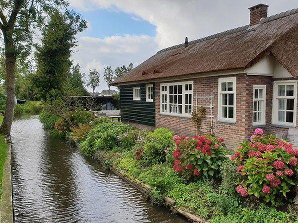 Desa Indah Tanpa Akses Jalan di Belanda