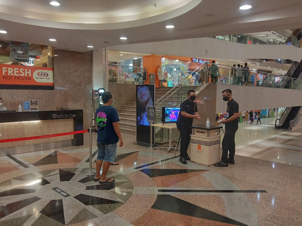 Mal di Surabaya Ini Jamin Pengunjung Tak Berpapasan di Masa New Normal