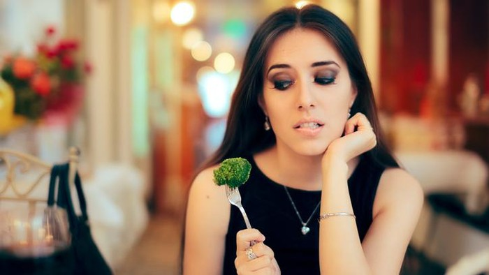 Cara makan dapat mengungkap kepribadian seseorang