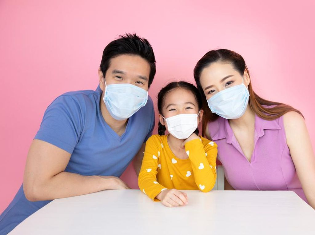 3 Cara Jaga Keluarga Tetap Aman Saat New Normal