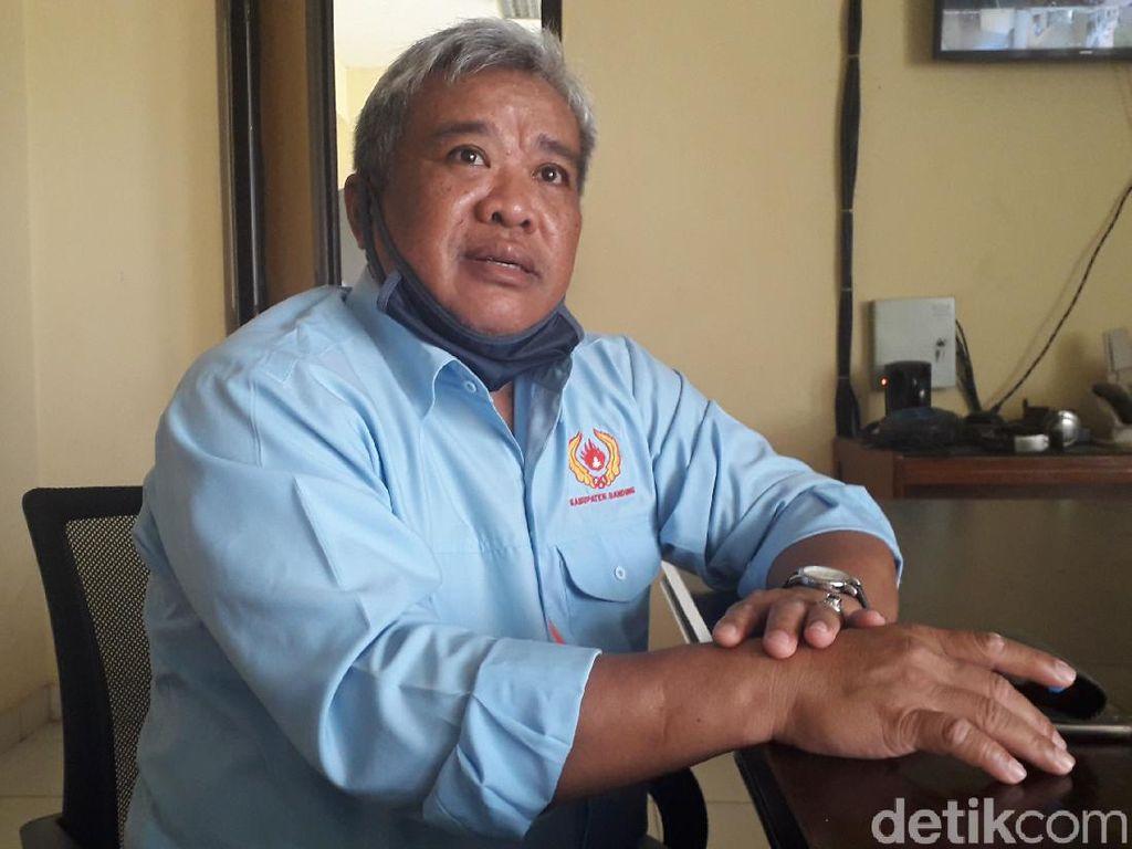 Pandemi Corona, KONI Kabupaten Bandung Beri Dana Kompensasi ke Atlet