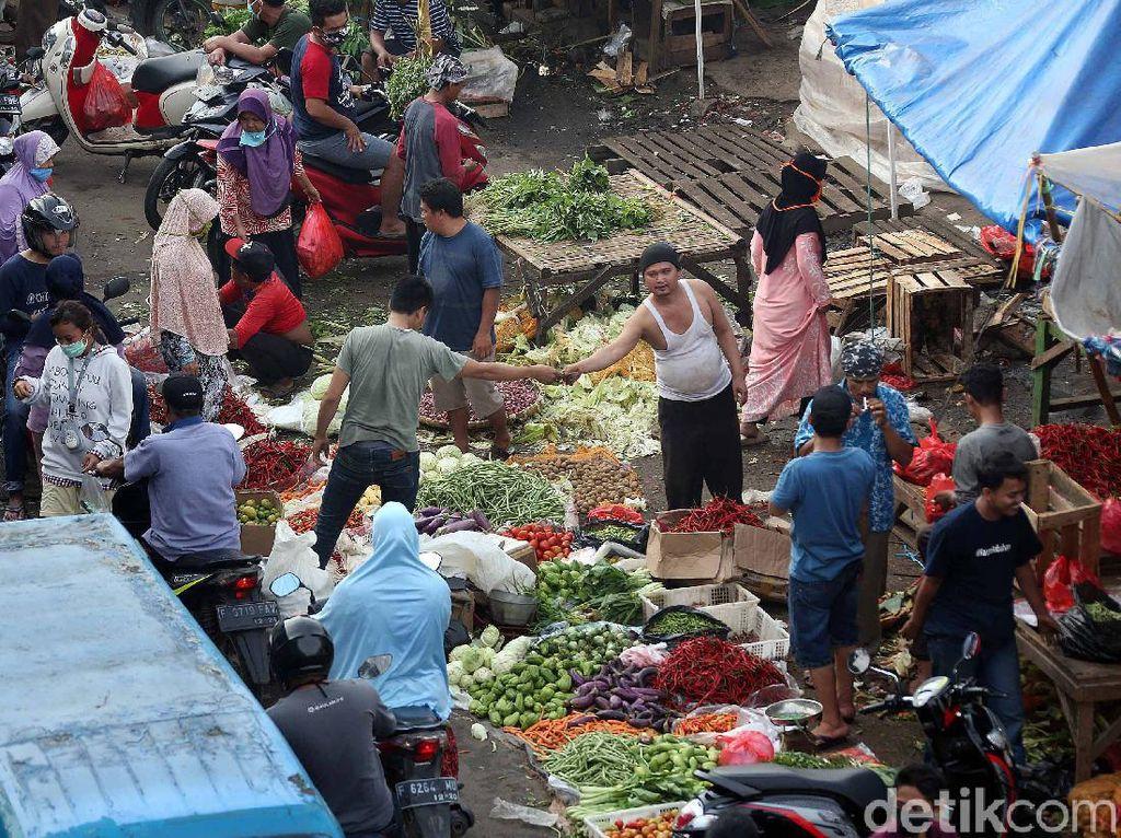 Aktivitas Masih Bergeliat Walau PSBB Ketat di Bogor