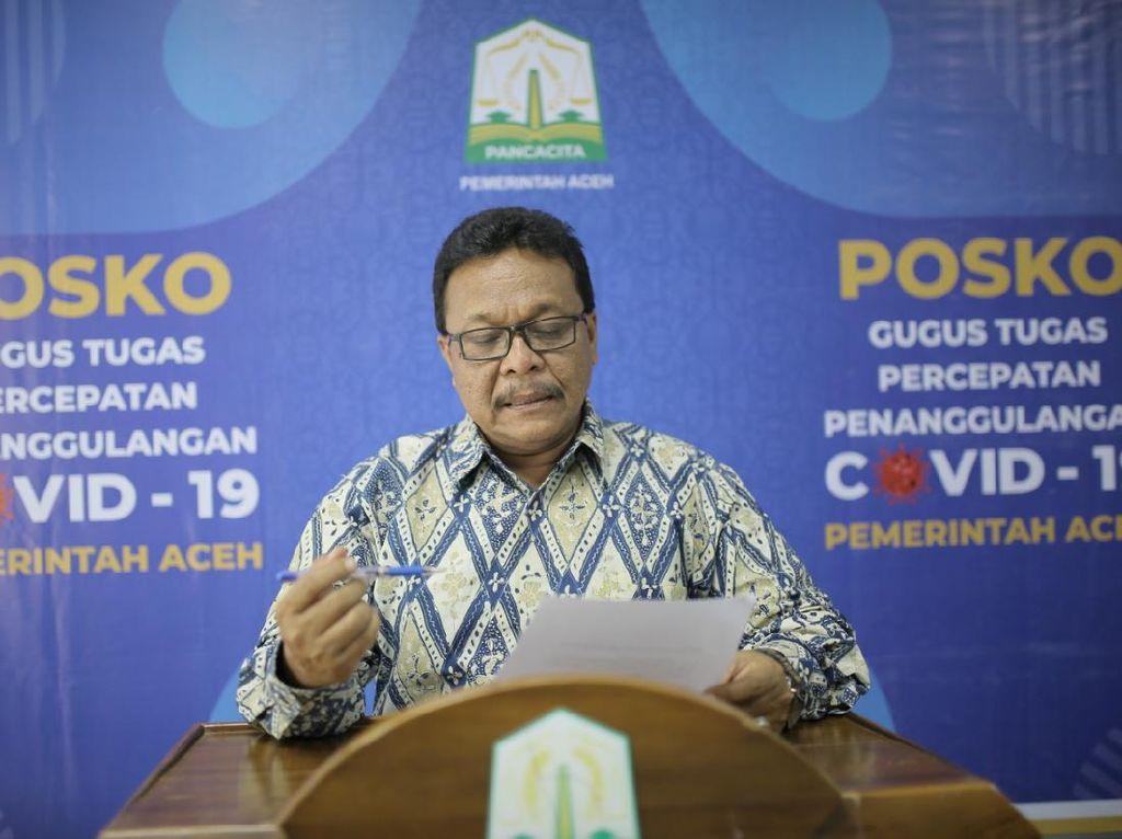 Kabar Baik, Seluruh Santri Ponpes Temboro Asal Aceh Sembuh dari Corona