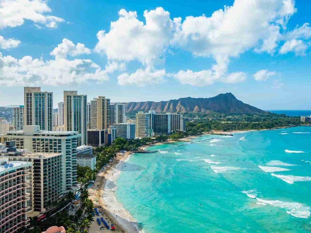Hawaii Perpanjang Masa Darurat Corona Hingga Akhir Juli