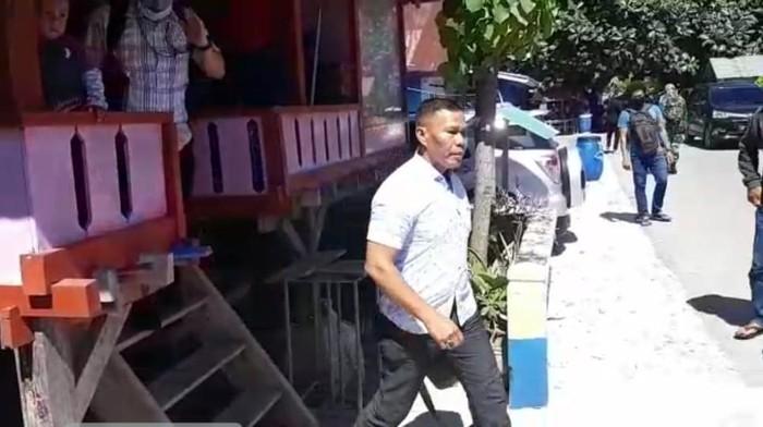 Pecatan TNI Ruslan Buton Ditangkap Polisi