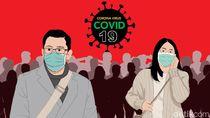 Pakar Imbau Pemerintah Lebih Tegas Agar Ada Penurunan COVID-19 di Jatim
