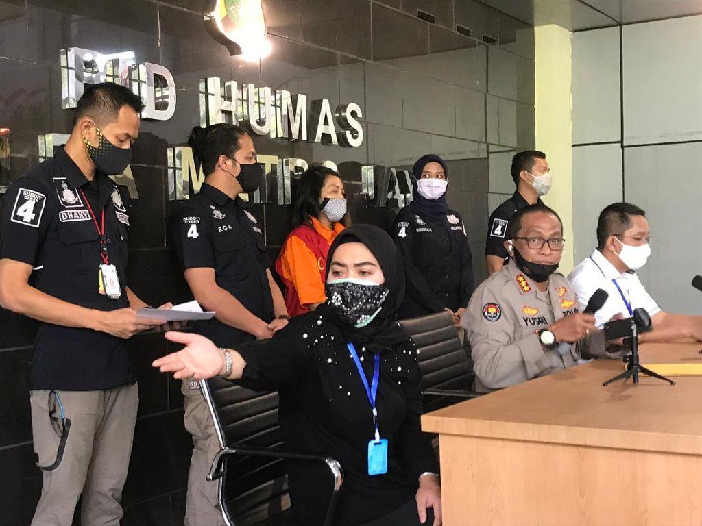Polisi Buru Pelaku Lain yang Diduga Sebar Video Panas Mirip Syahrini