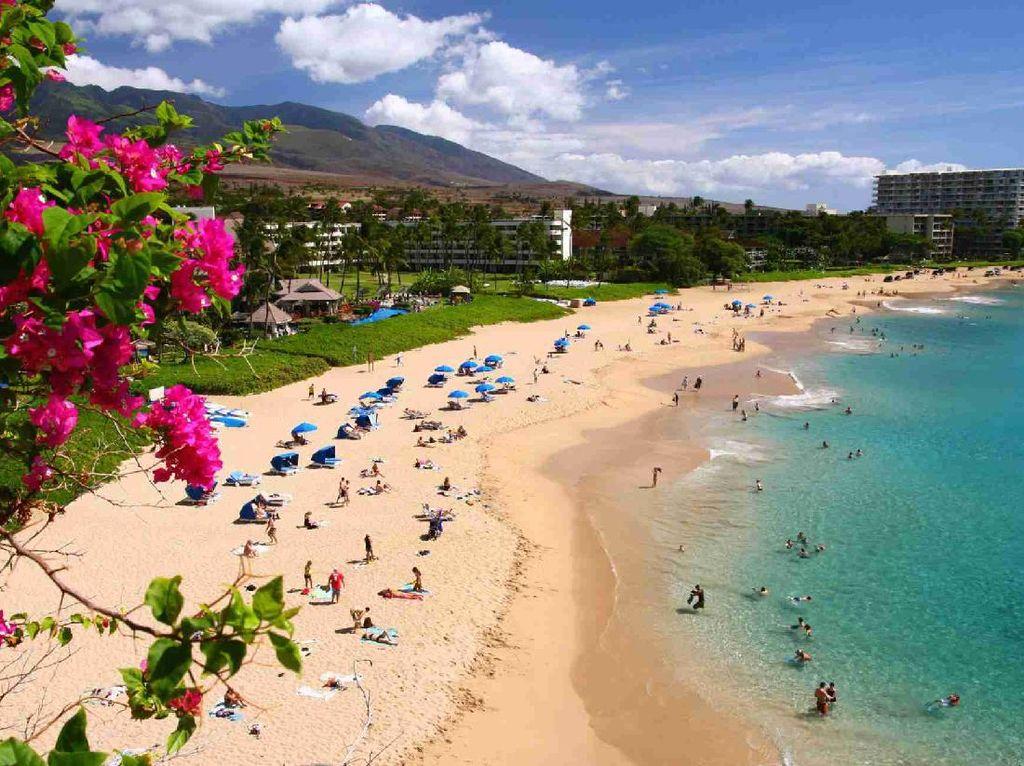 Hawaii Tidak Akan Buru-buru Terima Turis