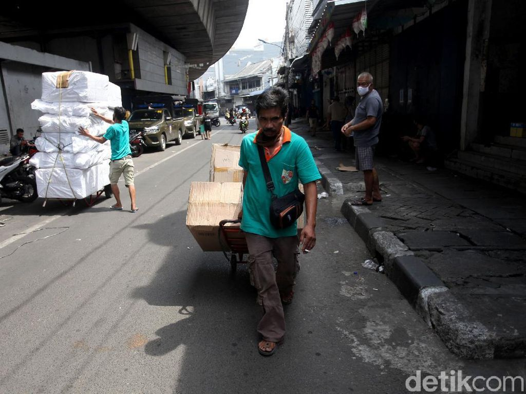 Syarat-syarat Menuju New Normal yang Harus Dipenuhi DKI