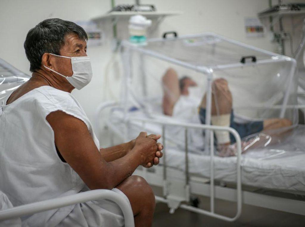 WHO Klarifikasi soal OTG Jarang Tularkan Virus Corona