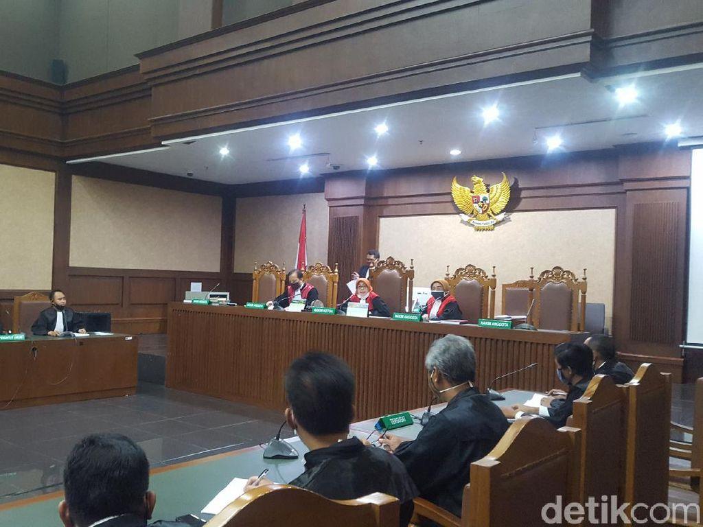 Fakta-fakta Mengejutkan di Sidang Perdana Eks Komisioner KPU Wahyu Setiawan