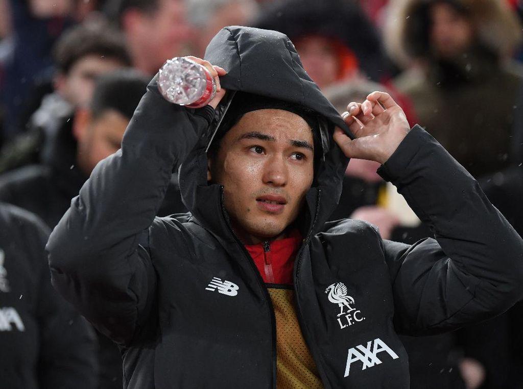 Minamino Bahagia di Liverpool Meski Belum Nyetel