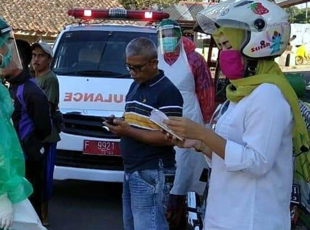 Cerita Kru Ambulans Siaga di Sukabumi yang Kena Prank Orang Iseng