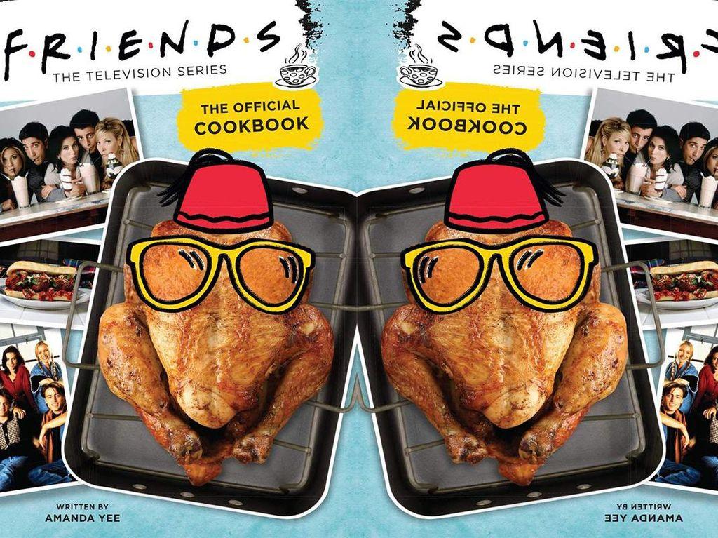 Asyik! Penggemar Friends Bisa Lepas Kangen dengan Buku Resep Terbaru