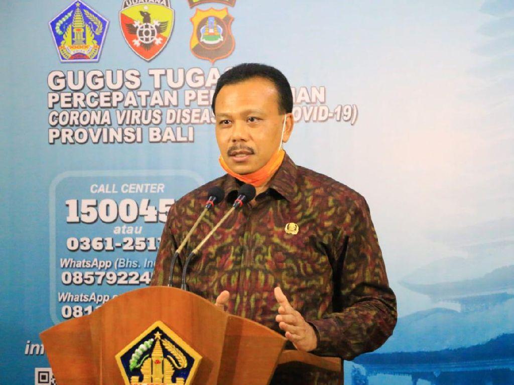 Kasus Positif Corona di Bali Bertambah 20 Orang: 1 WNA dan 19 WNI