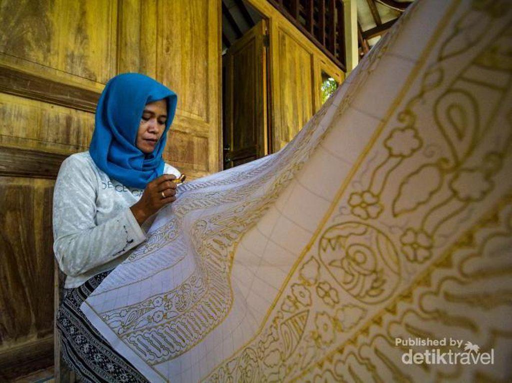 Tantangan Membatik di Kampung Batik Giriloyo