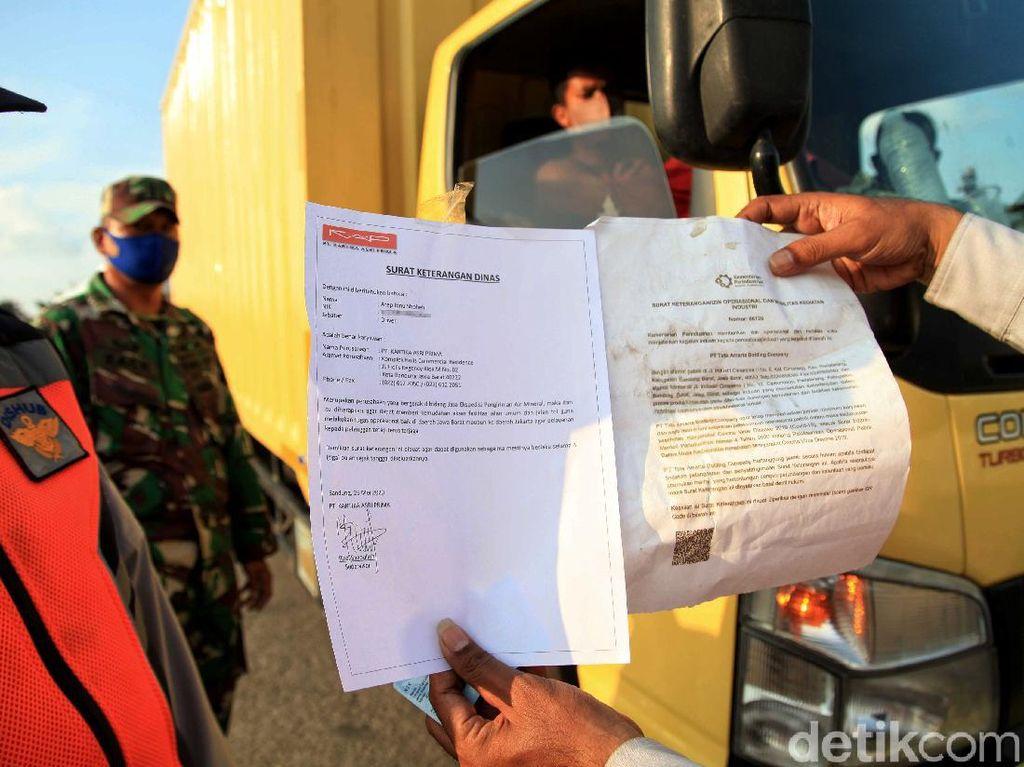 Ingat! SIKM Tak Berlaku Meski Jakarta PSBB Lagi