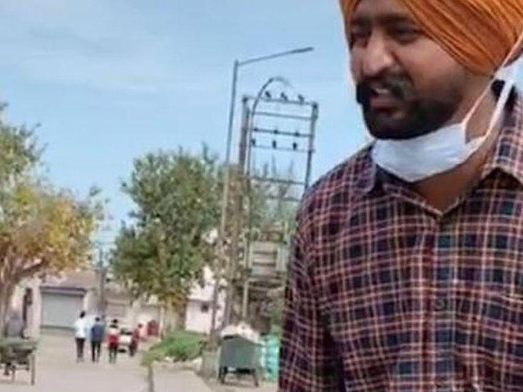 Video TikTok Polisi India Berhasil Bantu Keluarga Temukan Ayah yang Hilang