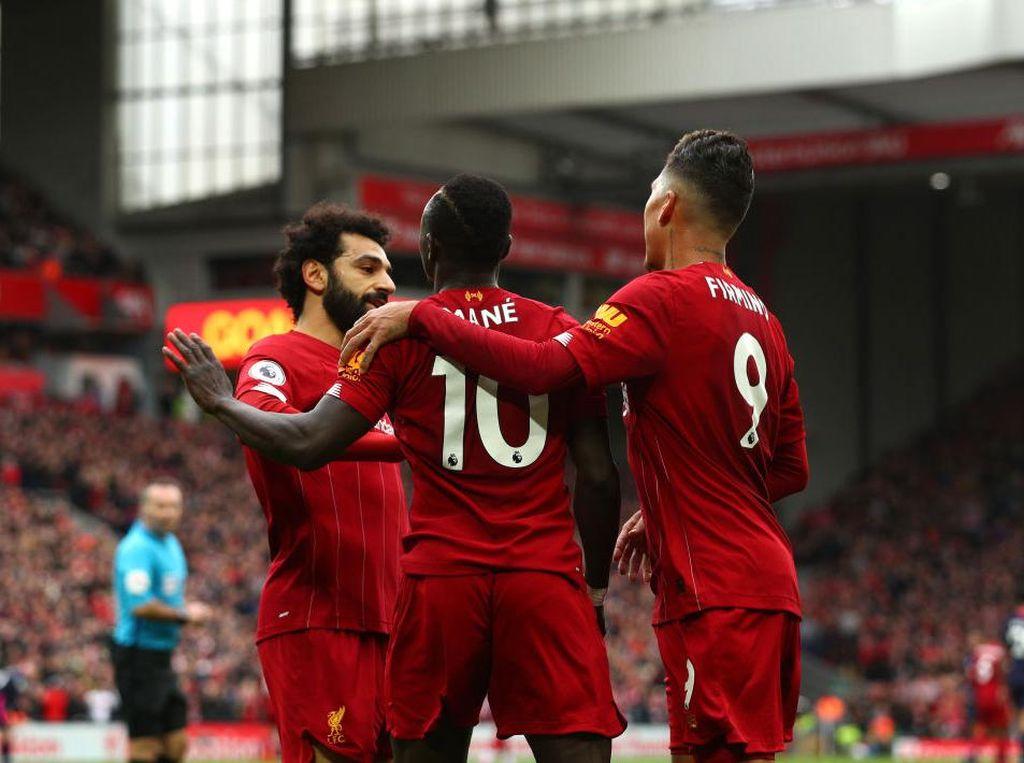 Ngeri! Trio Firmansah Incar 500 Gol di Liverpool