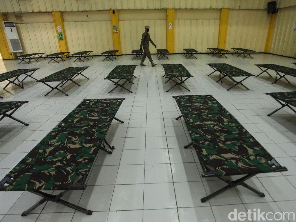 Ini Dia Tempat Isolasi Pemudik di Jakarta Pusat