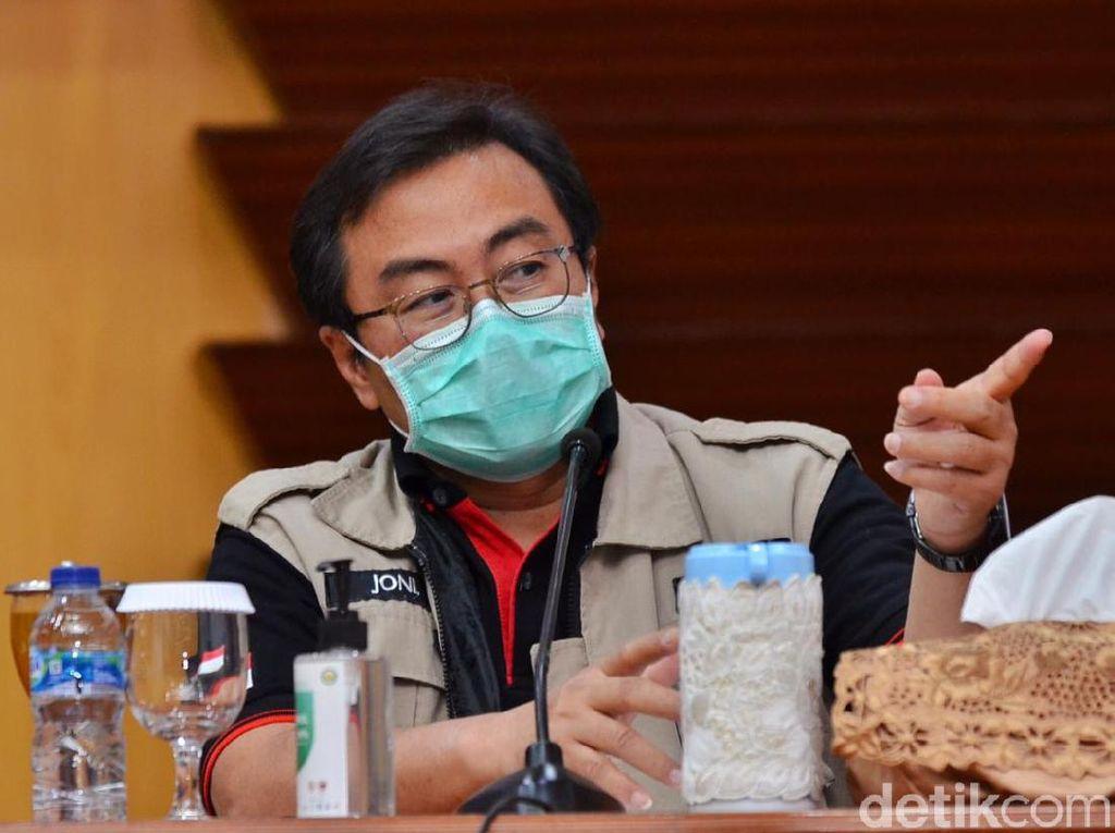 135 Tenaga Kesehatan Jatim Terinfeksi COVID-19, Gugus Tugas: Kasihani Kami