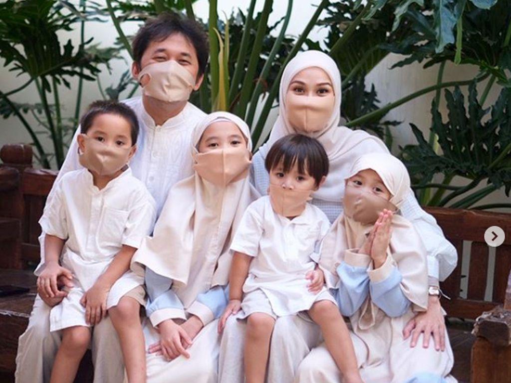 Hamil Lagi, Zaskia Adya Mecca Titip Pesan untuk 4 Anaknya