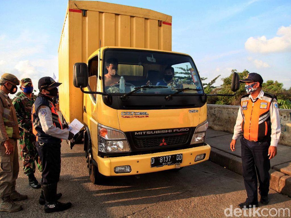 Sepekan Lagi Pemeriksaan Mobilitas Warga Ditarik Mundur ke Perbatasan Ibu Kota