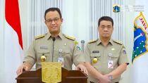 Sorotan DPRD DKI Saat Anies Klaim Penularan Corona di Jakarta Turun Drastis Sebelum PSBB