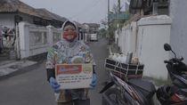 Kardus Unik dari Indomie buat Perantau yang Memilih Tak Mudik