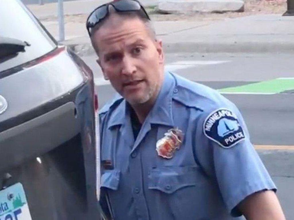 Eks Polisi AS yang Tewaskan George Floyd Segera Disidang
