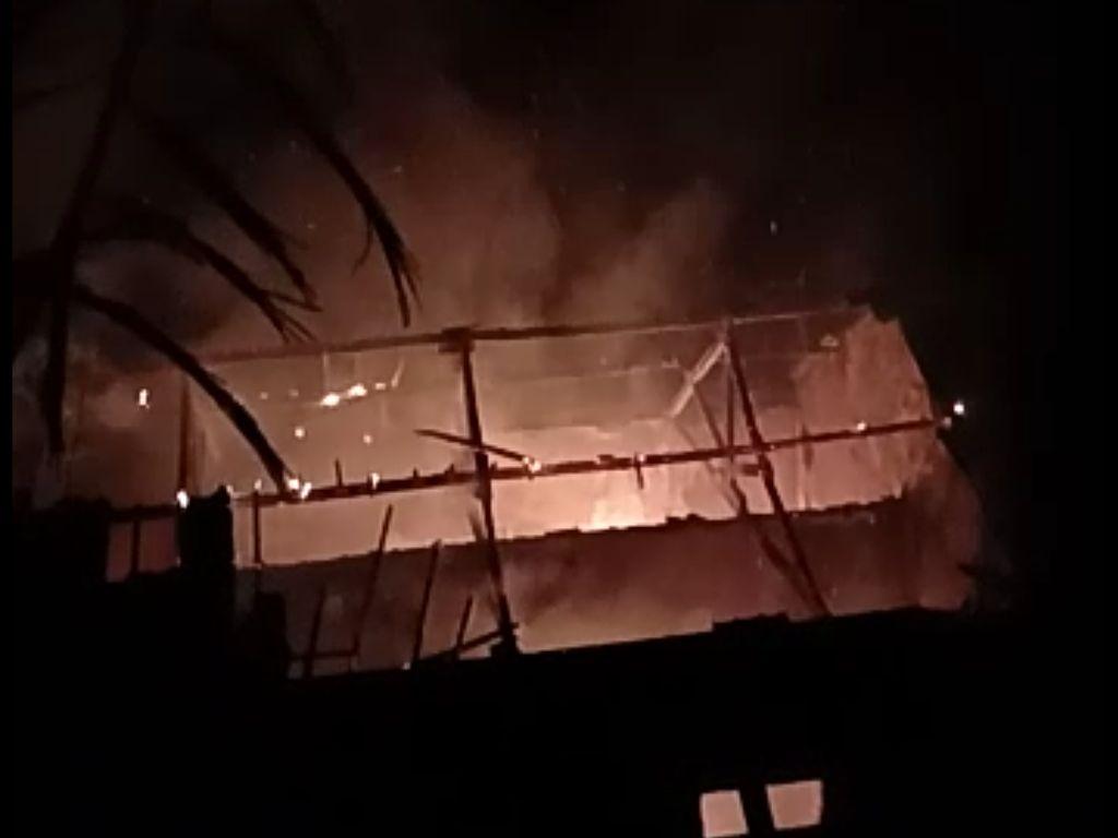 Lumpuh, Kakek di Ponorogo Ini Ditemukan Tewas Terbakar