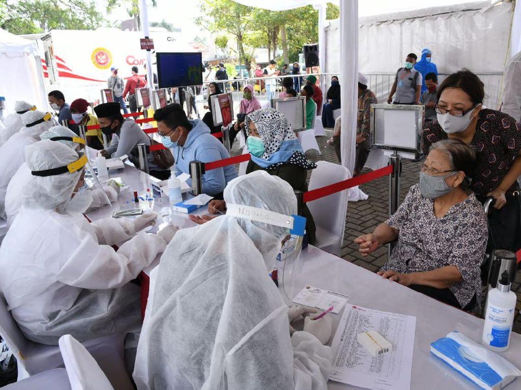 Persentase Pasien Sembuh Corona RI 35,8 Persen, Makin Jauhi Tingkat Kematian