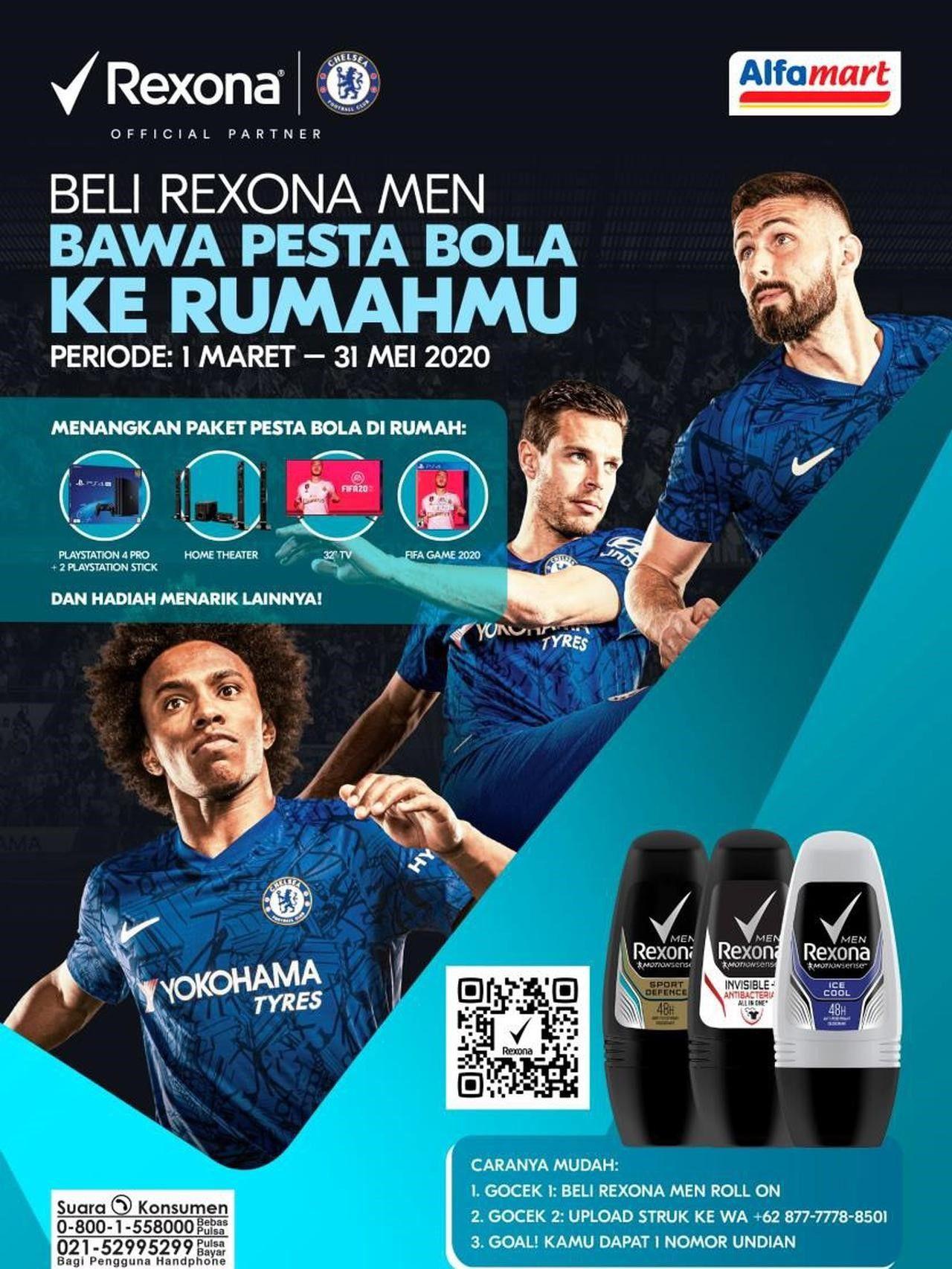 Rexona Men Soccer Stars Challenge