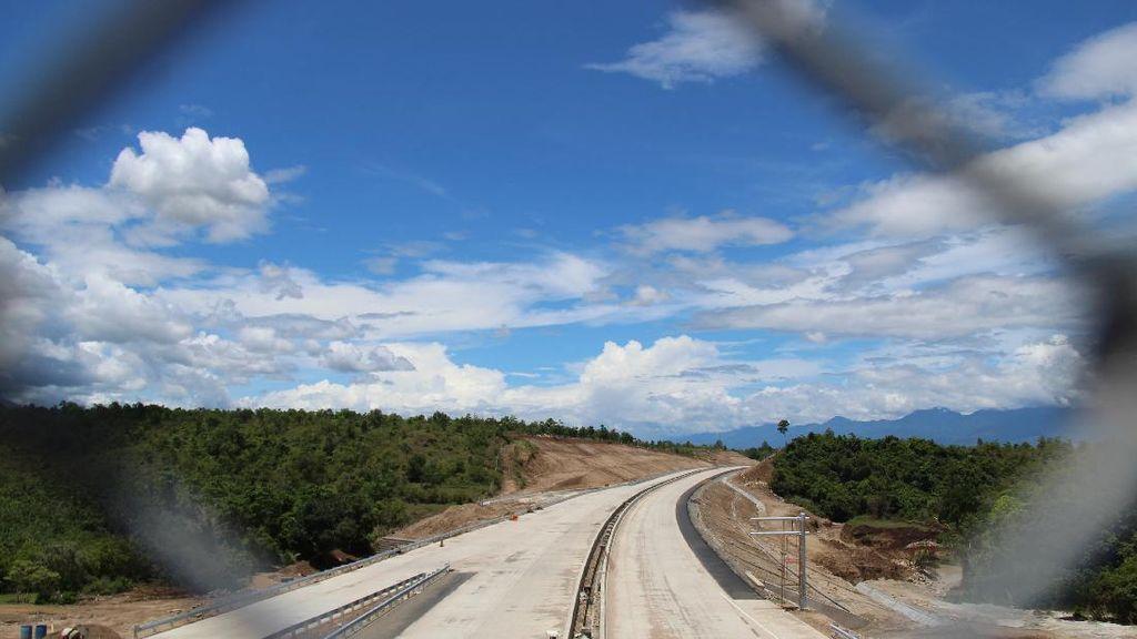 Target Rampung 2021, Ini Penampakan Tol Sigli-Banda Aceh