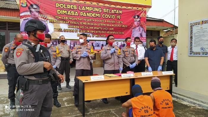 Dua ABG bunuh teman kecil di Lampung, korban sempat diazankan usai dibunuh (dok. istimewa)