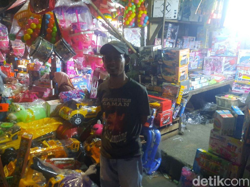 Cerita Pedagang Pasar GembrongJaktim TerdampakCorona: Jika Tutup Mau Makan Apa?