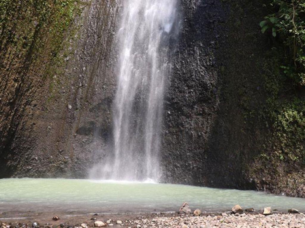 Konon Ini Air Terjun Tertinggi di Yogyakarta