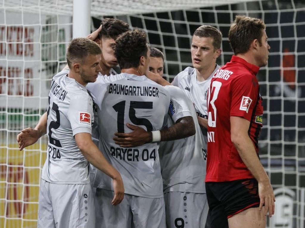 Hasil Liga Jerman: Kai Havertz Pahlawan, Leverkusen Tundukkan Freiburg 1-0