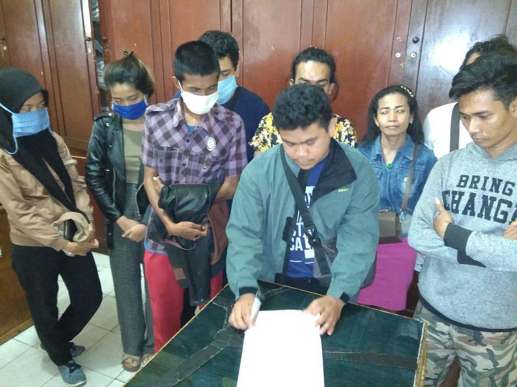 Kasus Pria Bugil Kabur dari Hotel Usai Diperas Waria di Medan Berujung Damai