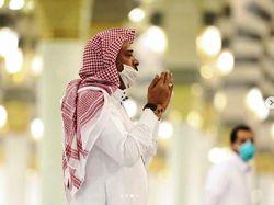 Sholat Pakai Masker, Bagaimana Hukumnya dalam Islam?