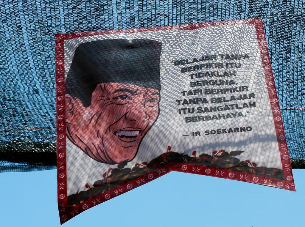 Hari Lahir Pancasila, Bank BRI Ajak Masyarakat Maknai Quotes Tokoh Bangsa