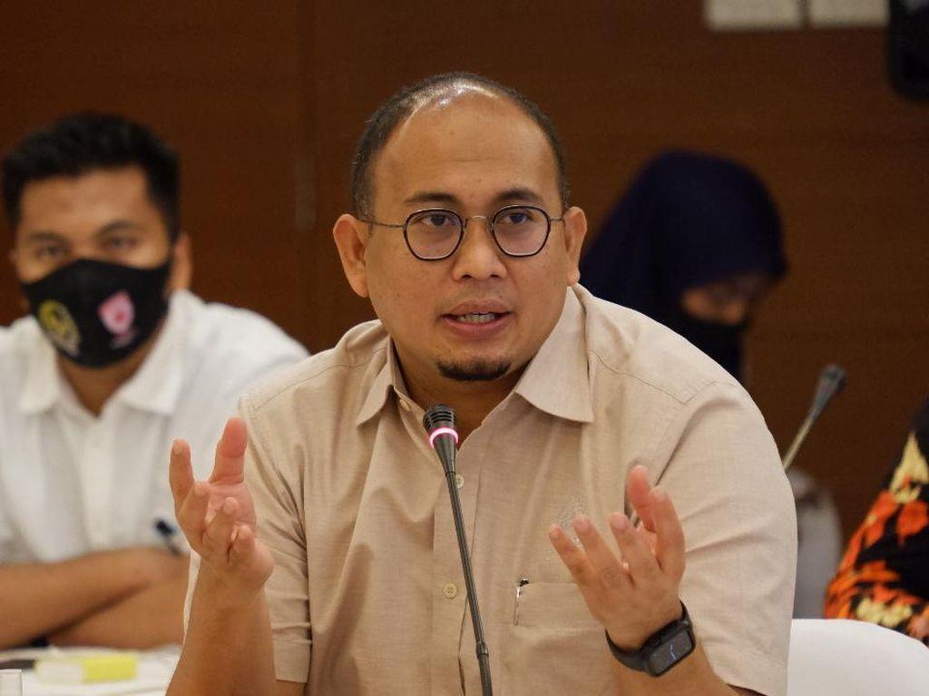 Andre Ingatkan Protokol Kesehatan di Pasar, Mendag Pastikan Prosedur Ketat