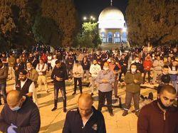 Video Suasana Pembukaan Masjid Al-Aqsa
