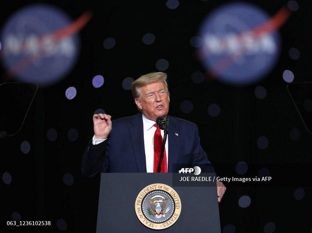 Trump Ingin Tunda Pertemuan G7 dan Undang Negara Lain