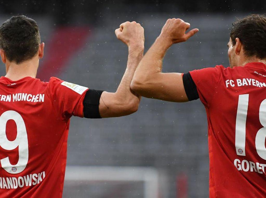Klasemen Liga Jerman Hingga Pekan ke-29: Bayern Masih Perkasa